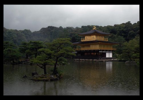 Golden Temple by TheCorrupt