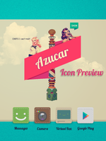 Azucar Icons Preview by SNOBAwM