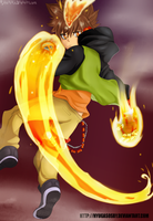 KHR: With These Flames by MrAmakat