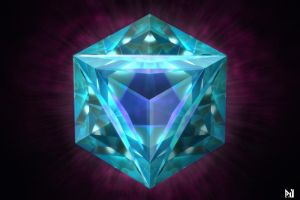 Ingress Octahedron by JeremyMallin
