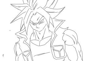 Trunks SSJ by darkhawk5