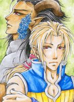 Aceo - Brothers by cross-works
