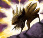 Jolteon by sketchinthoughts
