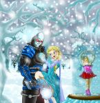 Cold Cold Heart by Conceptsart608