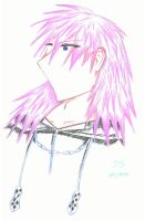 Sharpie Marluxia by Omicheese