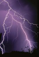 lightning stock by LovelyBStock
