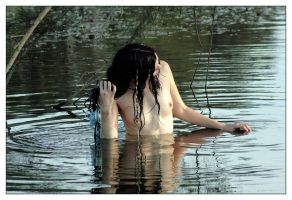 Naiad revisited 2 by wildplaces