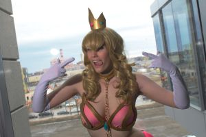 PAX East 2014 - Princess Slave Peach(PS) 04 by VideoGameStupid