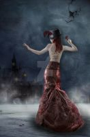 red blooded woman by NarsisBlack