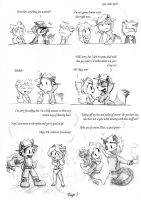 Out In Town: Page 5 by Frankyding90