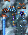 Mobile shmup by huzba