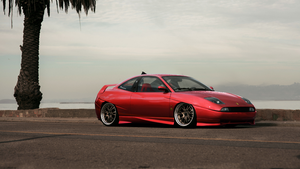 Fiat Coupe Red by LancerKAGE