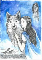 Song of Luthien Tinuviel by Ephaistien