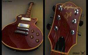 Epiphone Les Paul by V4n5hock3r