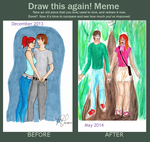Improvement Meme - May 2014 by jesus-in-a-can