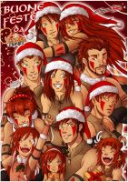 Happy Holidays!! by Tenaga