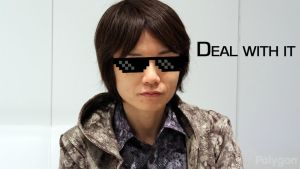 Sakurai deal with it by Airplanepilot501