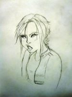 Not Finished Sketch.03 by Squall1015