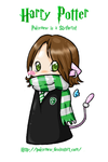 I am a Slytherin by Pokemew