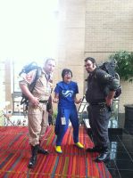 I found the Ghostbusters by XPockyDemonX