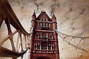 Tower Bridge. by Malleni