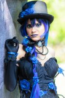 Gothic Cosplay by MarcoFiorilli