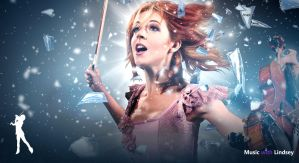 Lindsey Stirling Shatter Me Stirlingites Music by SeraphSirius
