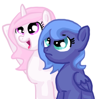 Young Godesses by Shadestepwarrior
