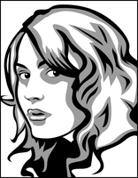 Scout Taylor Compton Vector by SamRAW08