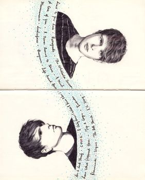 Both sides of James Blake by wwei