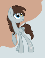 .: Derpy X Whooves Daughter :. by EpiclyAwesomePrussia