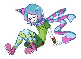Trickster Roxy by ClockworkAngelx