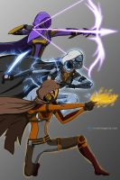 Masters of the Frontier | Destiny by patgarci