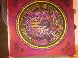 The Secret Cup rig rag by Mandazii