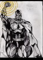 Magneto by Panther10