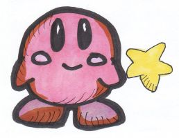 Kirby by Kitamon