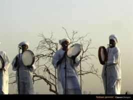 Nubian jammin by capoon52
