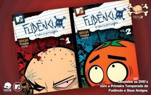 Fudencio and the Friends. DVD. by vitoraws