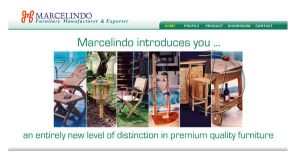 Marcelindo Website by zamanland