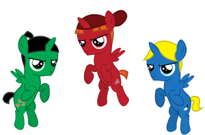 The RowdyRuff Colts by Agirl3003