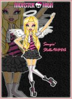 Sangie Monster High Profile by itsmejovan