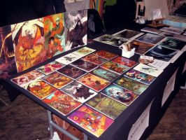 MoCCA Fest 2012 by AngelaRizza