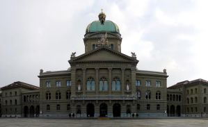 Bern Bundeshaus by mhzdsgn