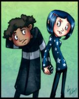 Boys Are Yucky--Coraline by Minichi-01