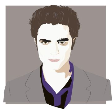 twilight Edward by SkinnyJeanPunk