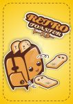 Retro Toaster by indahandriani