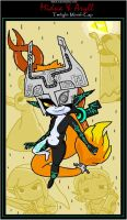 Midna is the Hero by DevilisK9Girl