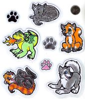 Baby Magnets by bingles