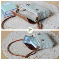 Miniature Jean bag by LaDung by sakyachan
