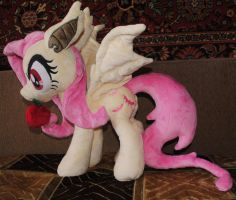 Flutterbat Plush by Ketikaket